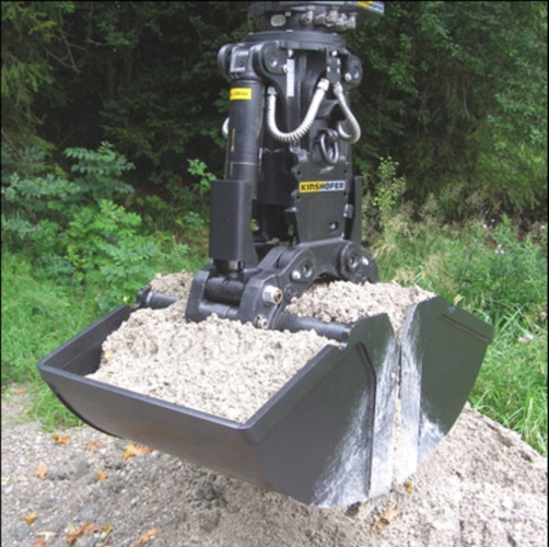 Bucket Attachment Hire